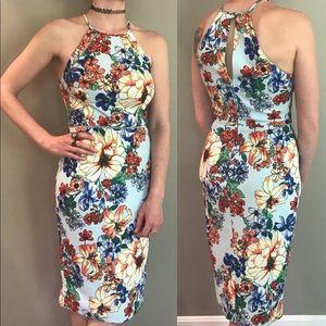 c5d7b5c7 Premier Amour Floral Sleeveless Dress